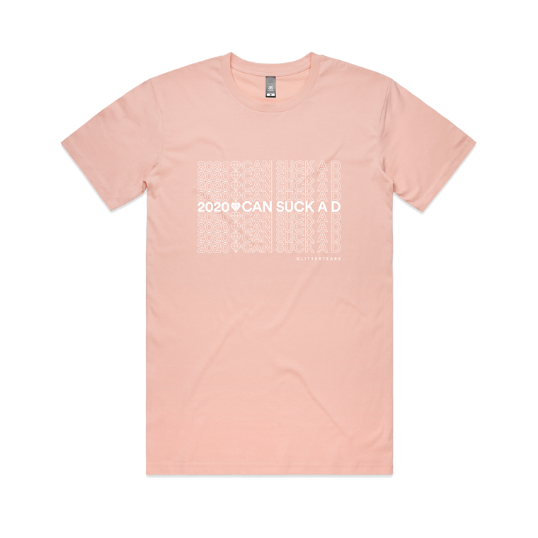 2020 / Pale Pink T-shirt