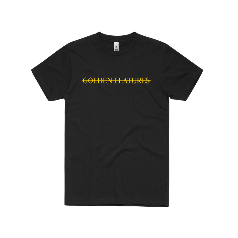 2018 Australian Tour / Black T-shirt