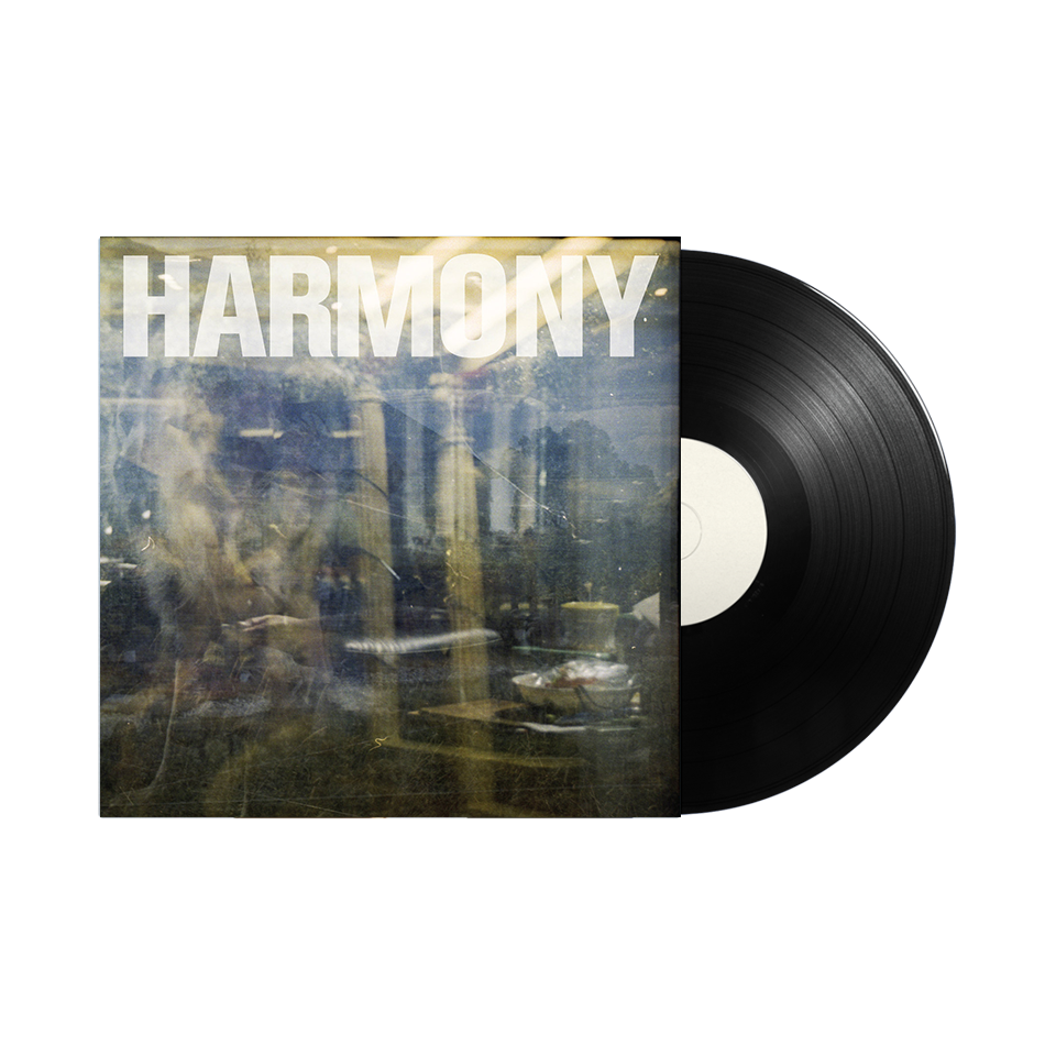 "Harmony / Double Negative 12"" Vinyl"