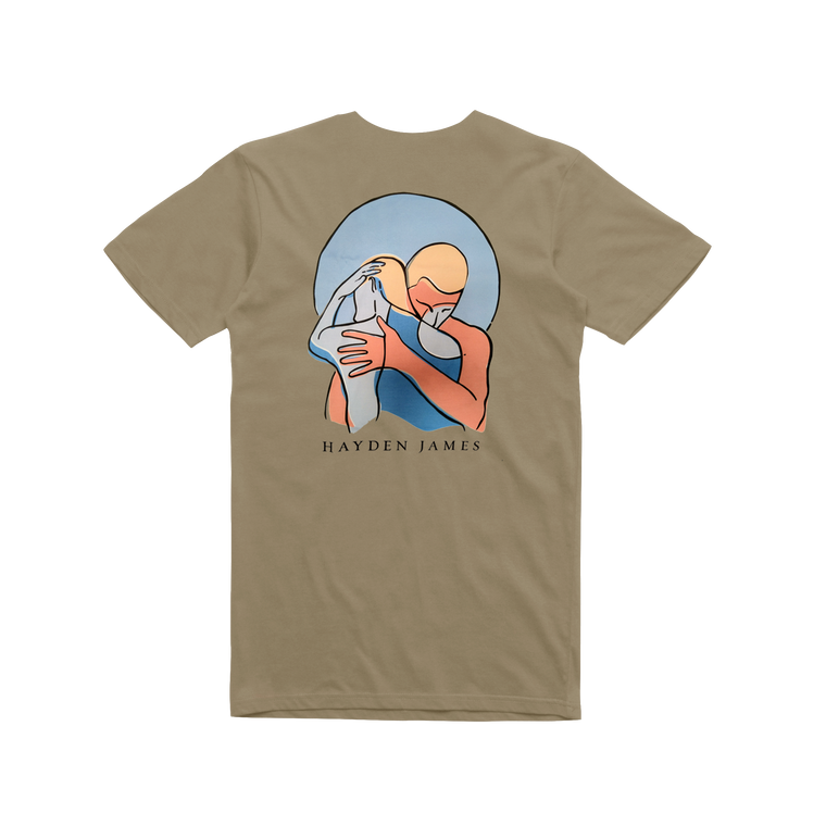 Just Friends / Brown t-shirt