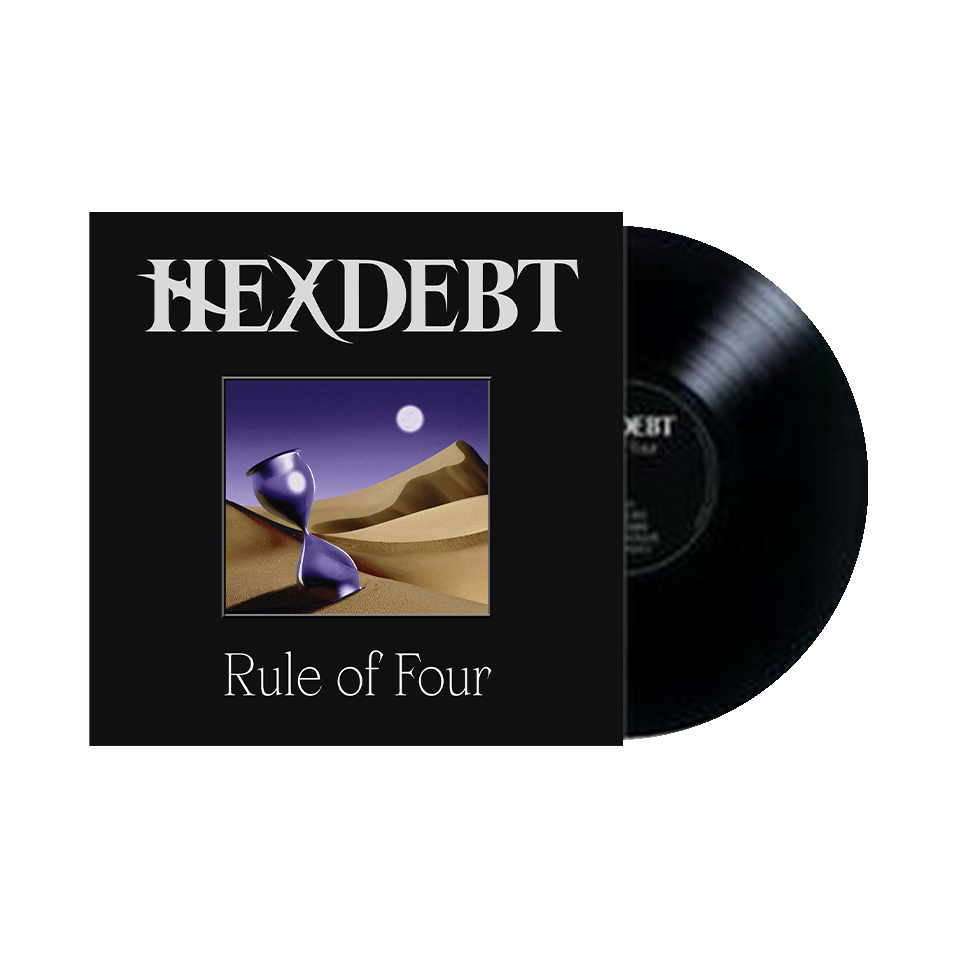 "Hexdebt / 'Rule Of Four' Gatefold 12"" Vinyl"