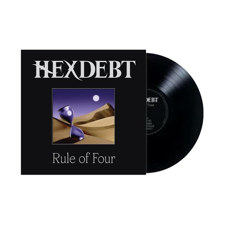 Hexdebt / 'Rule Of Four' Gatefold 12