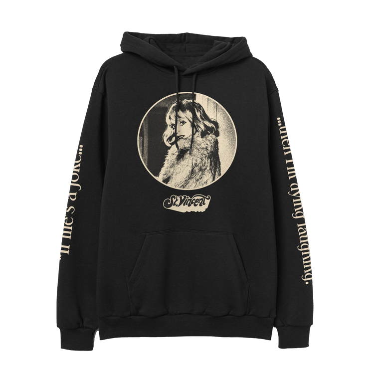 Daddy's Home / Black Pullover Hood ***PRE-ORDER***