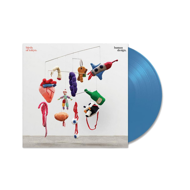 Human Design / Limited Edition Blue LP