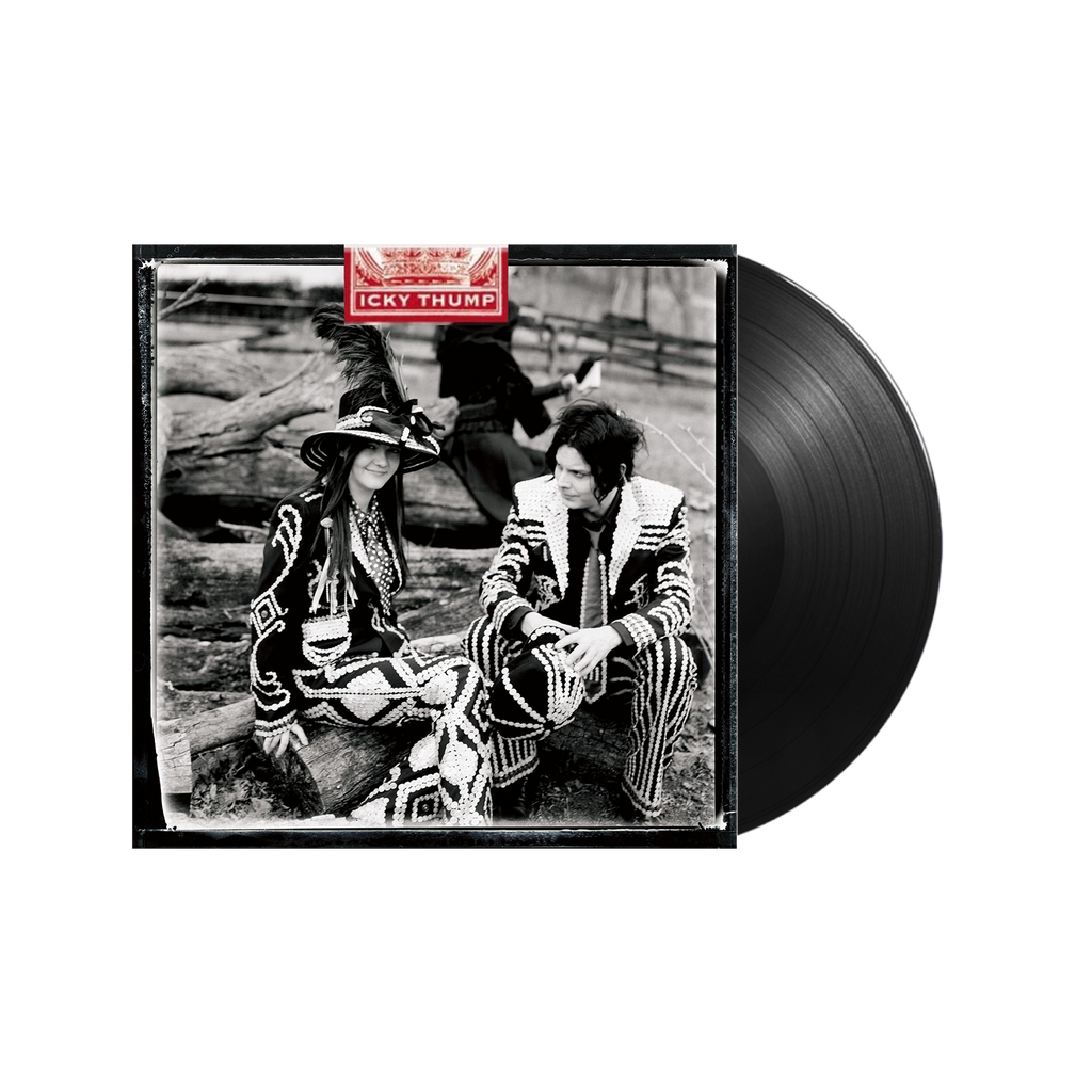 The White Stripes / Icky Thump LP Vinyl