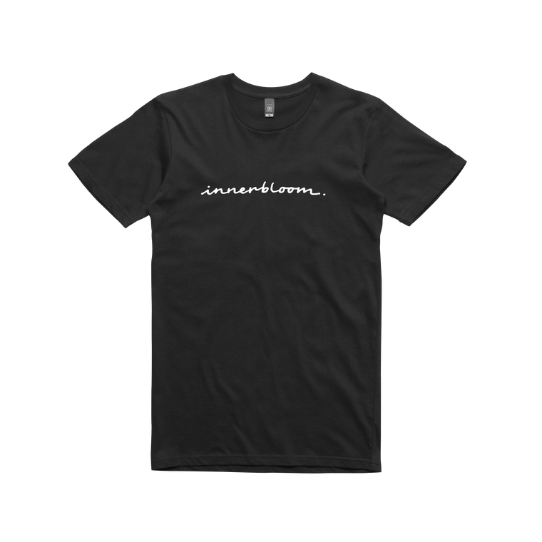 Innerbloom / Black T-shirt