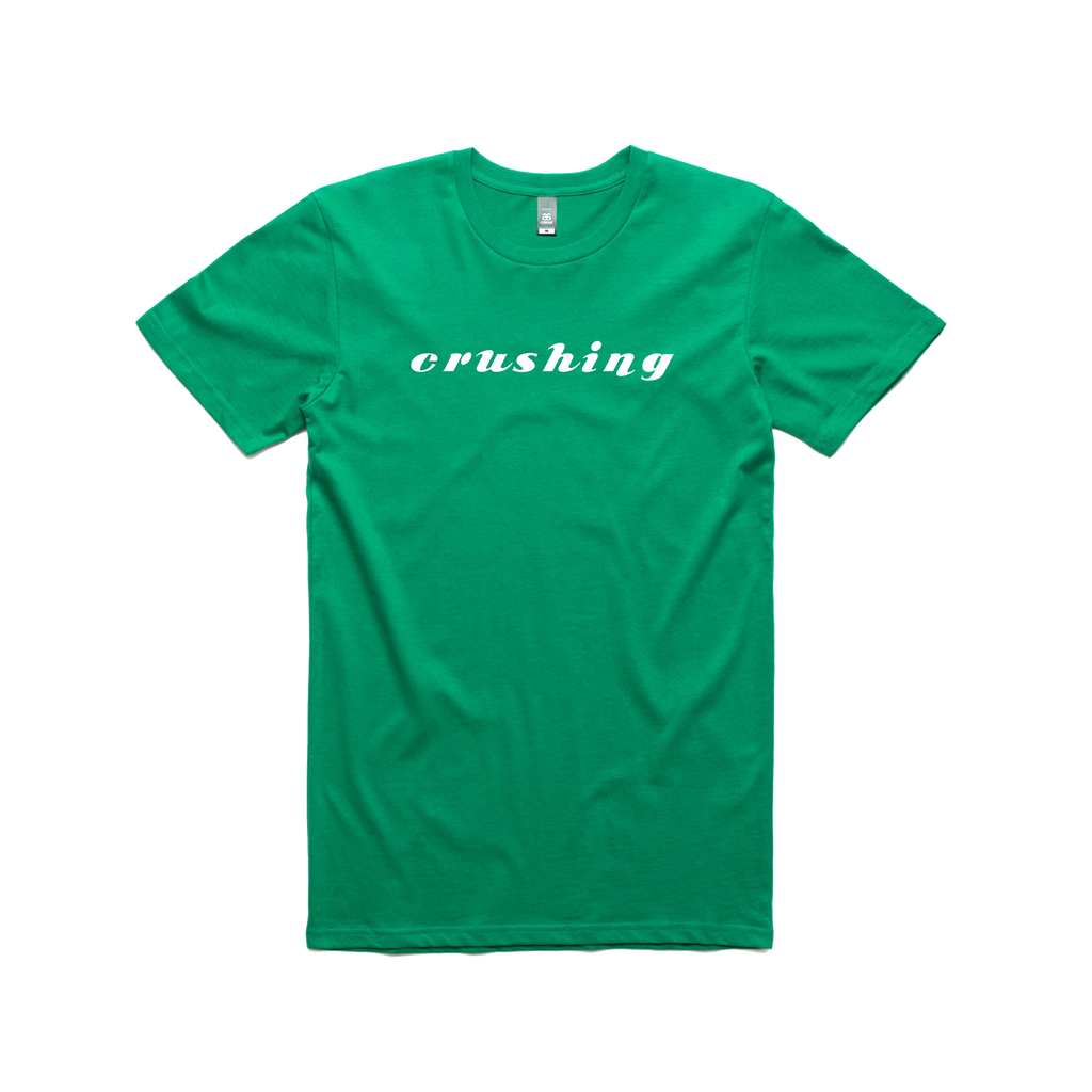 Crushing / Green T-shirt