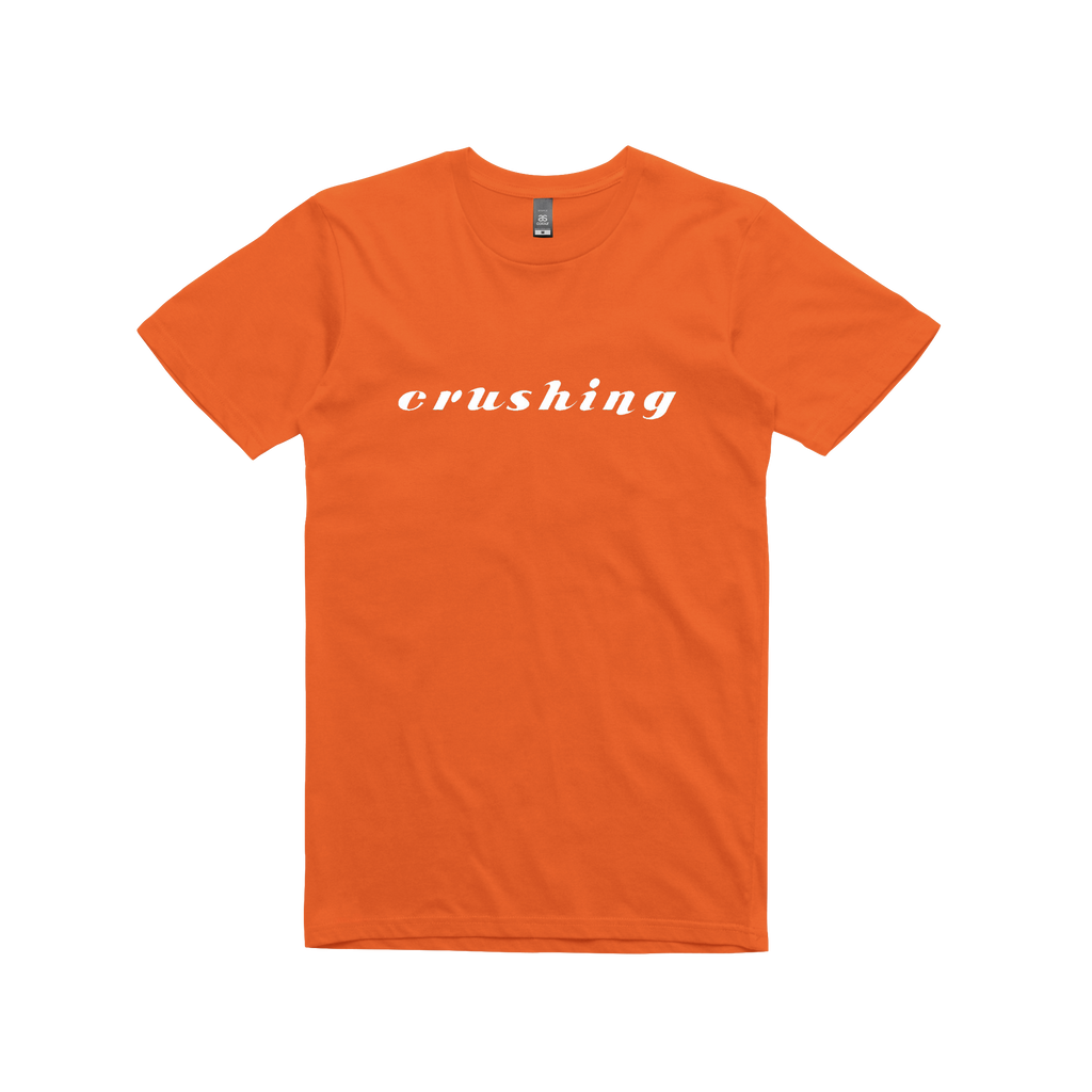 Crushing / Orange T-shirt