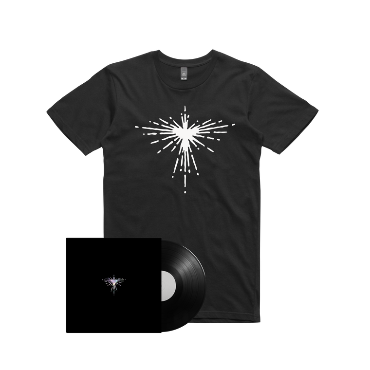 Lux Prima Vinyl + T-Shirt Bundle