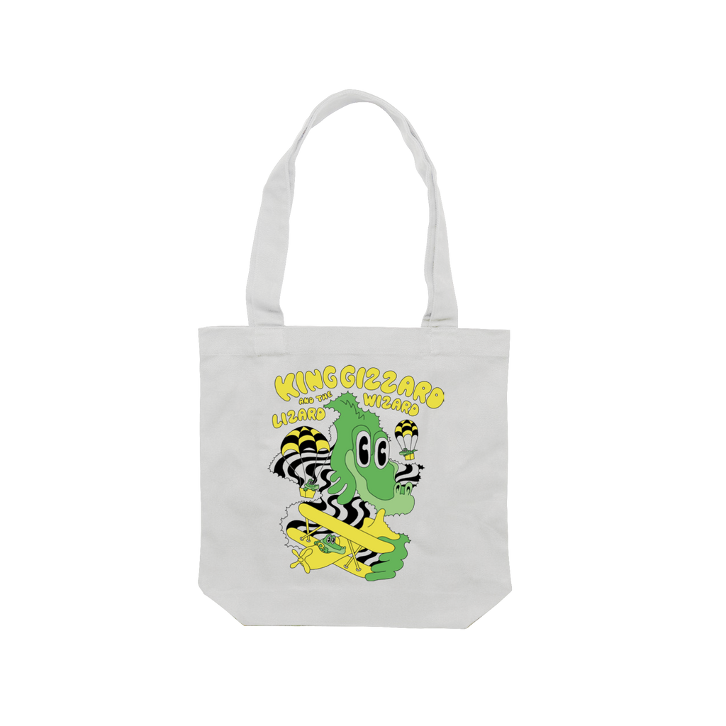 Balloon Dragons / Tote Bag