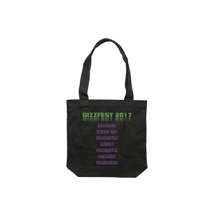Gizzfest 2017 / Tote Bag
