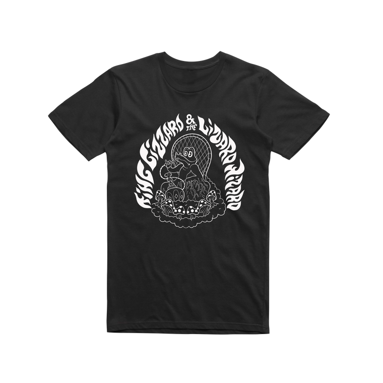 Smoked Out / Black T-shirt