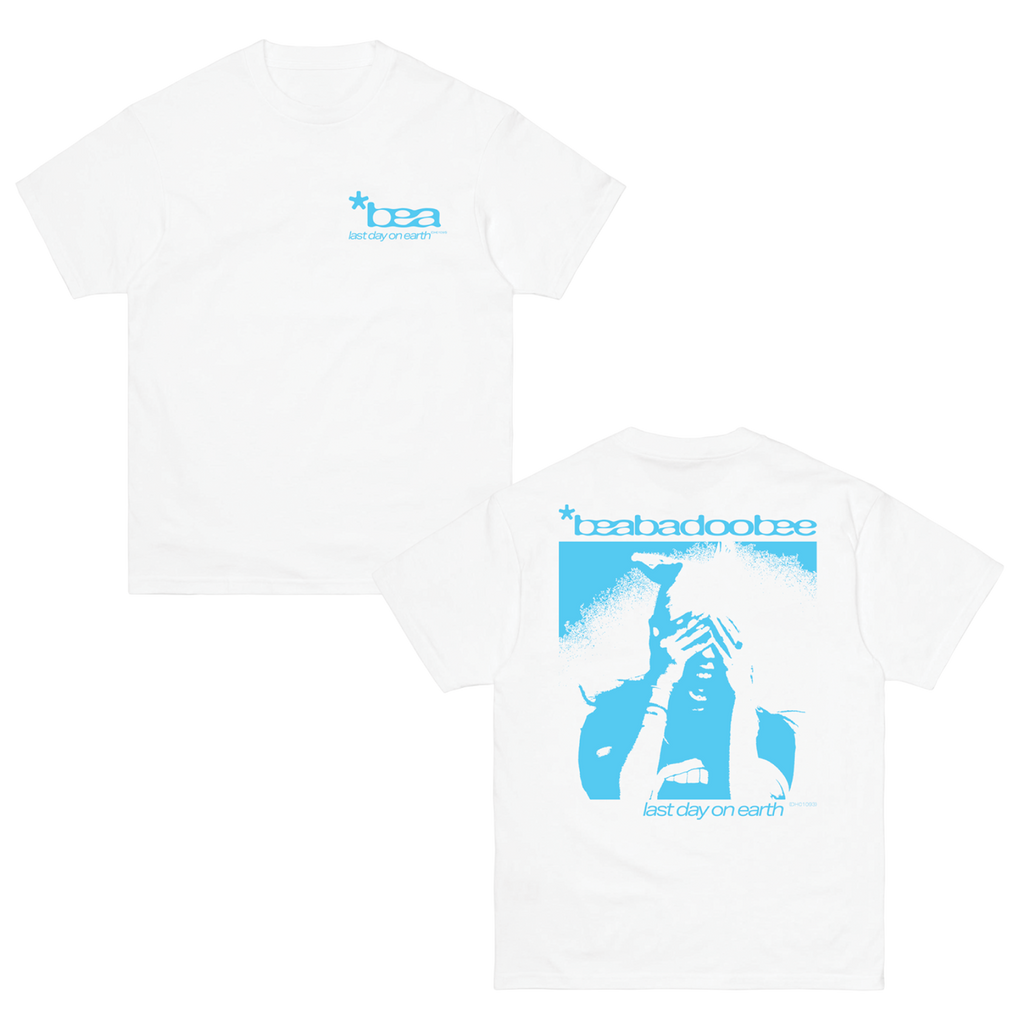 Last Day On Earth / White T-Shirt ***PRE ORDER***