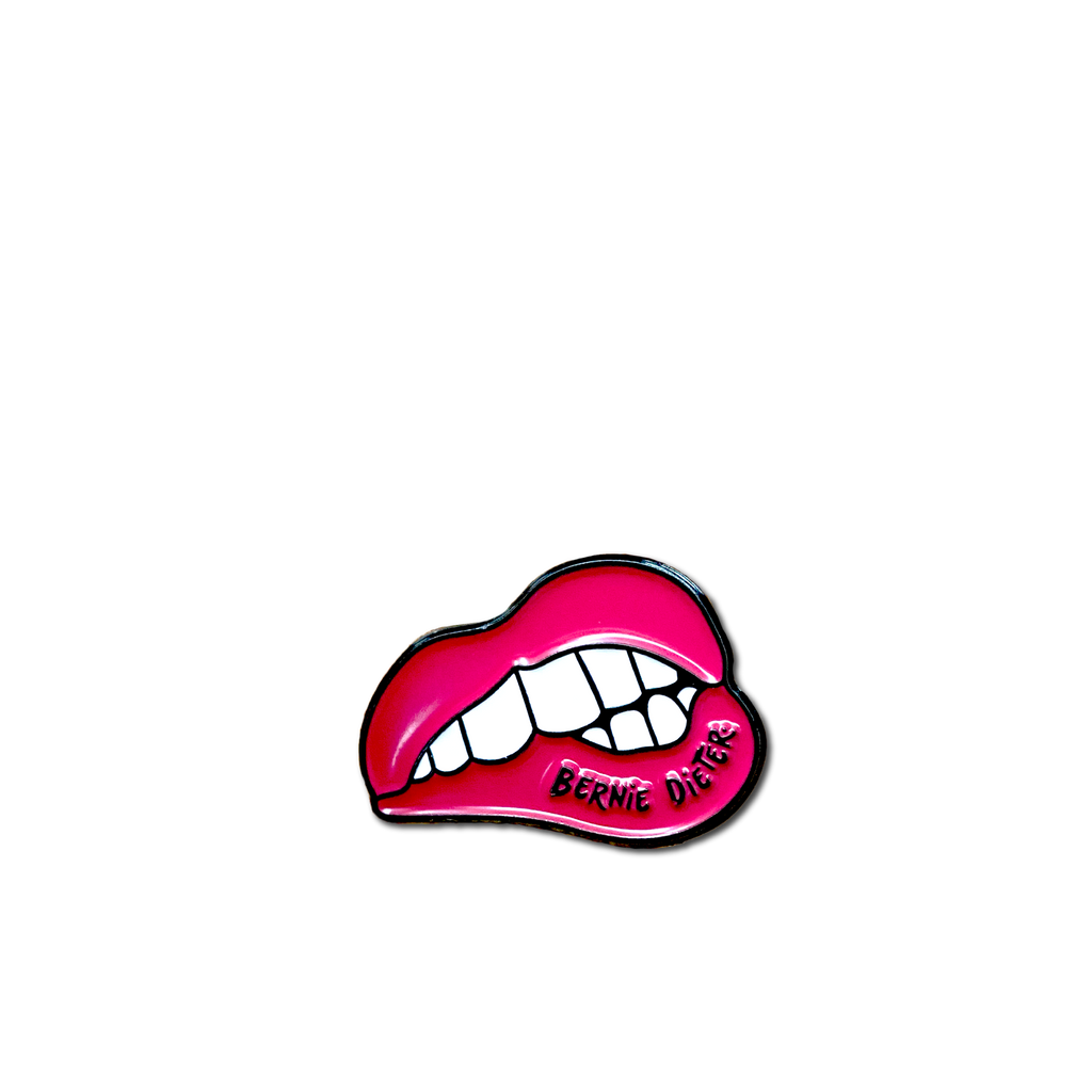 Lips / Enamel Pin