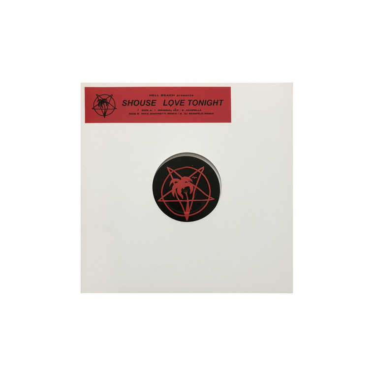"Shouse / Love Tonight (Limited Edition 12"" Vinyl)"