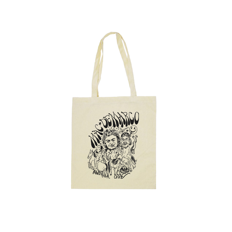 Another One / White Tote Bag