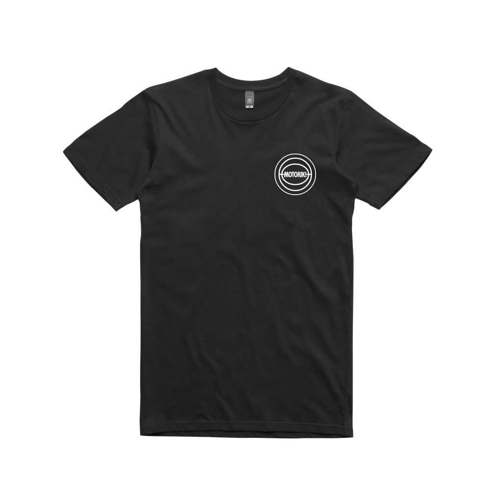 Techno Music Experiment / Black T-shirt