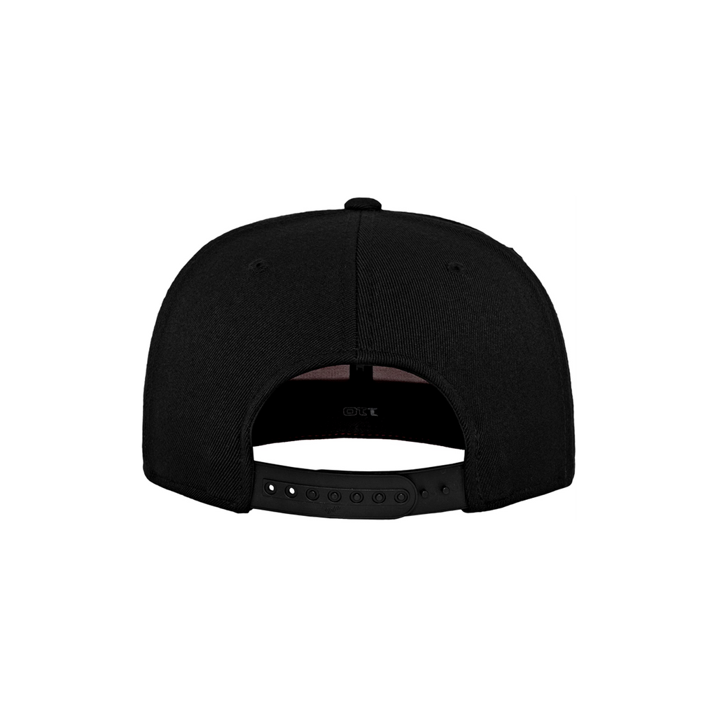 Dance / Black Snapback Cap