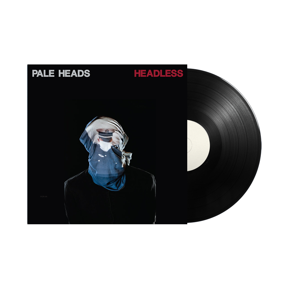 "Pale Heads / Headless 12"" Vinyl"
