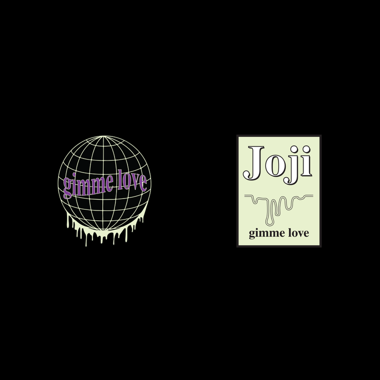 """GIMME LOVE"" PIN 2-PACK + DIGITAL ALBUM"