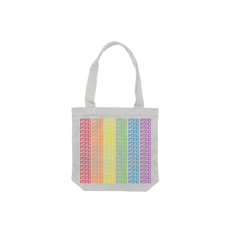 Pride / White Tote Bag