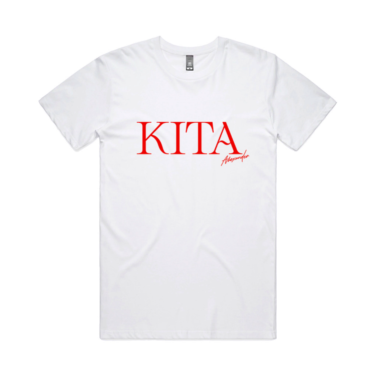Kita / White T-Shirt