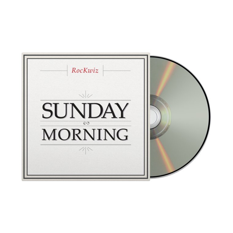 CD - Rockwiz / Sunday Morning