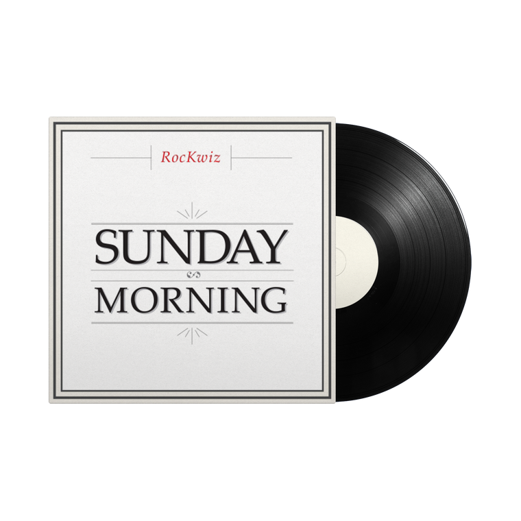 Rockwiz / Sunday Morning 12