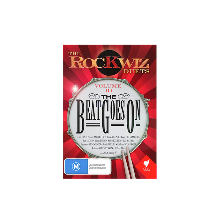 DVD - The RocKwiz Duets - Vol3 / The Beat Goes On