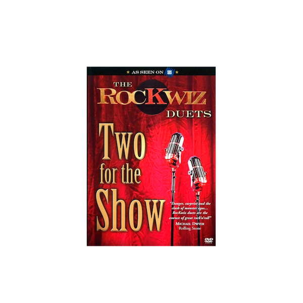 Dvd The Rockwiz Duets Vol1 Two For The Show Sound