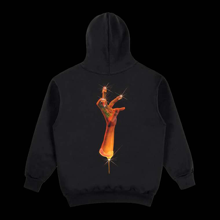 """RUN"" REACH HOODIE + DIGITAL ALBUM"
