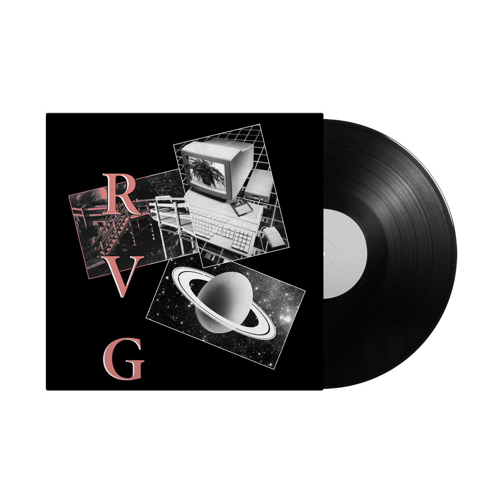 RVG / A Quality Of Mercy / LP 12""
