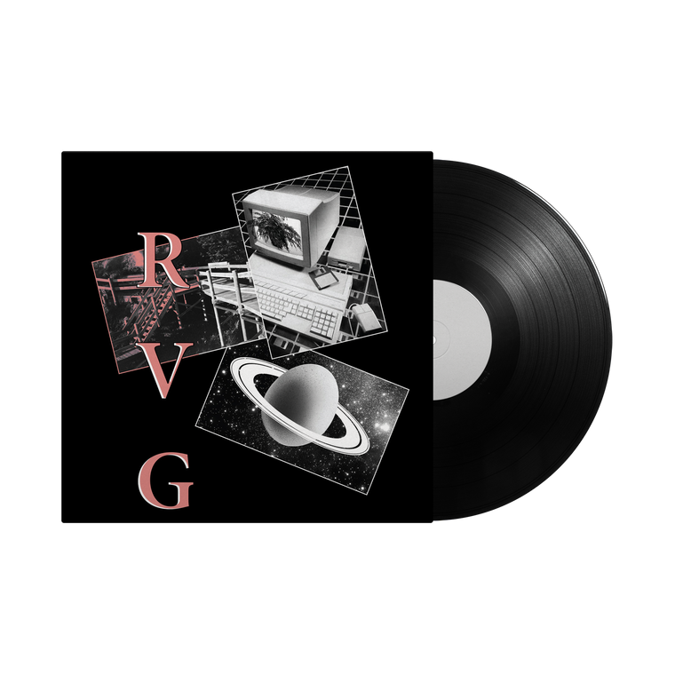 RVG / A Quality Of Mercy / LP 12