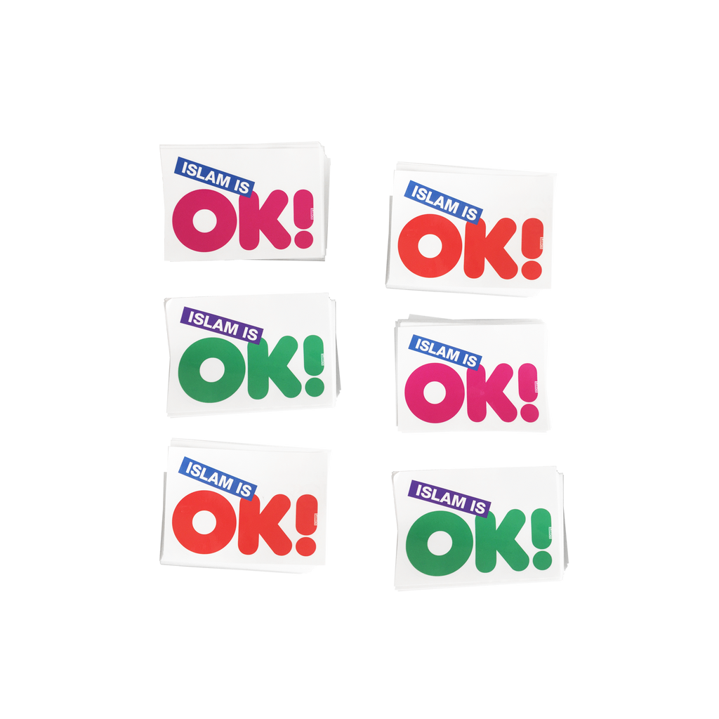 Islam is OK! / Stickers