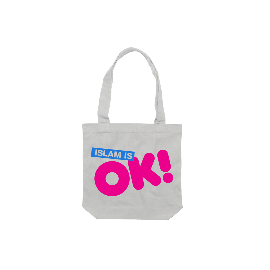 Islam is OK! / White Tote