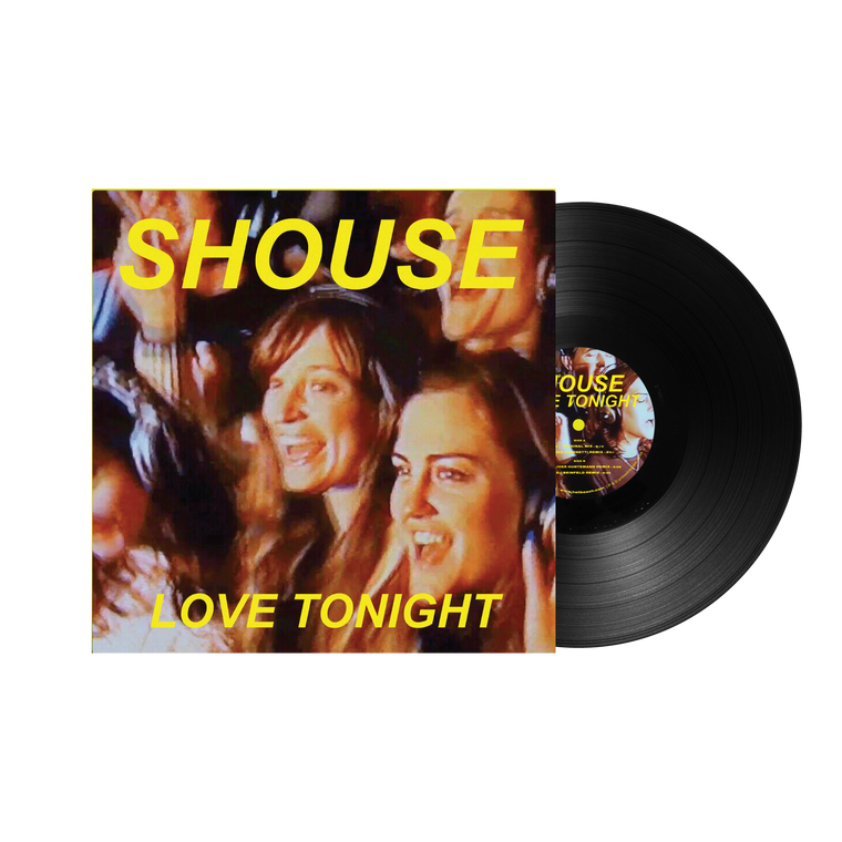 Shouse / Love Tonight Remixes Volume.01 (Limited Edition 12