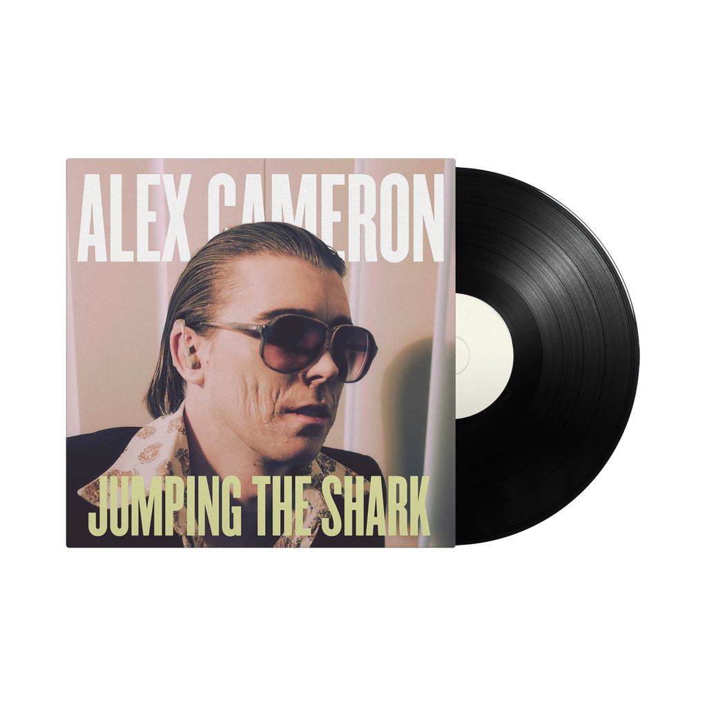 Alex Cameron  / Jumping The Shark ***SOLD OUT***