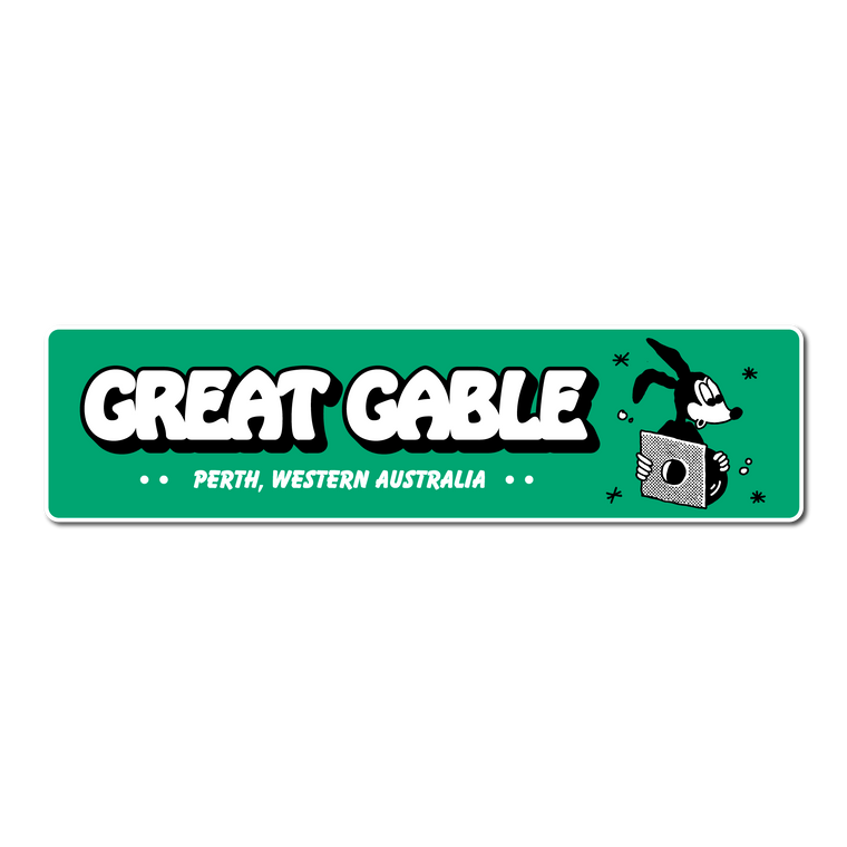 Great Gable / Sticker