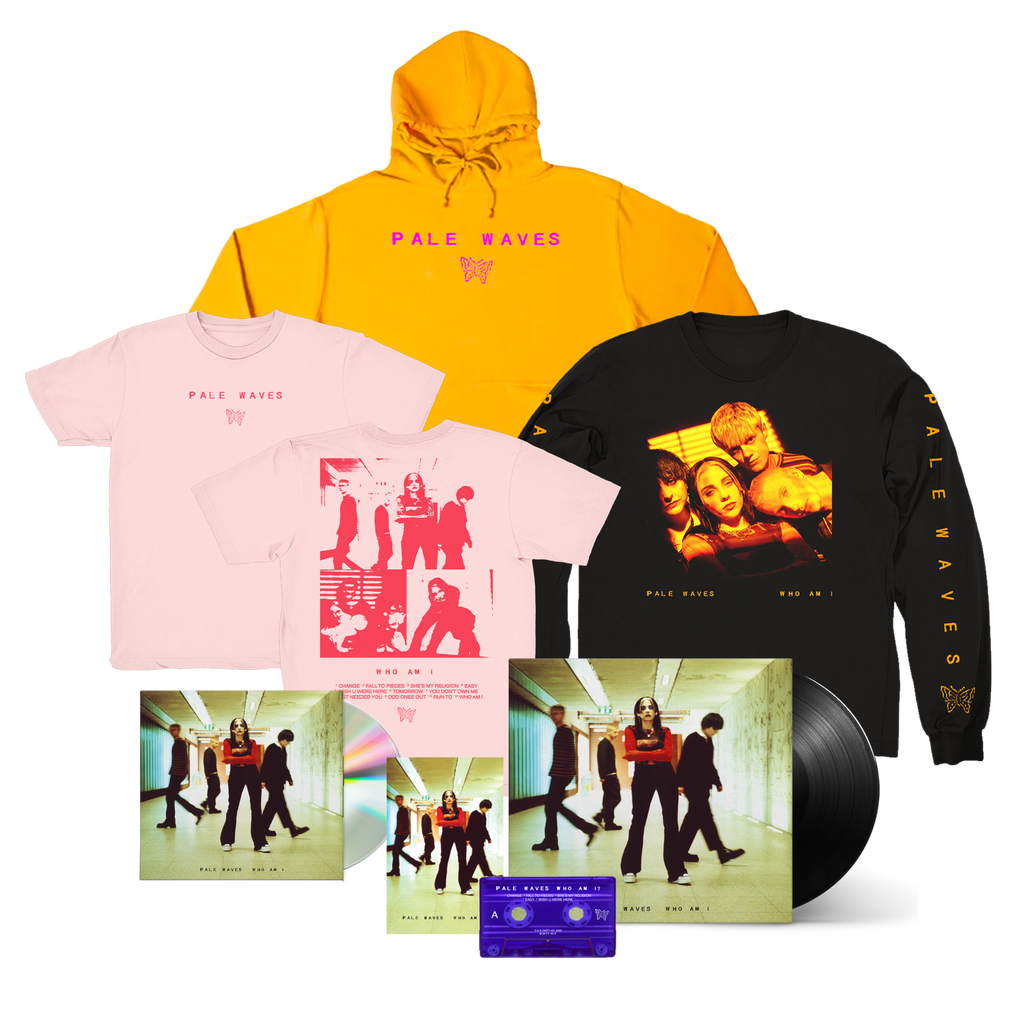 Pale Waves / Who Am I Super Bundle (Signed) ***PRE-ORDER***