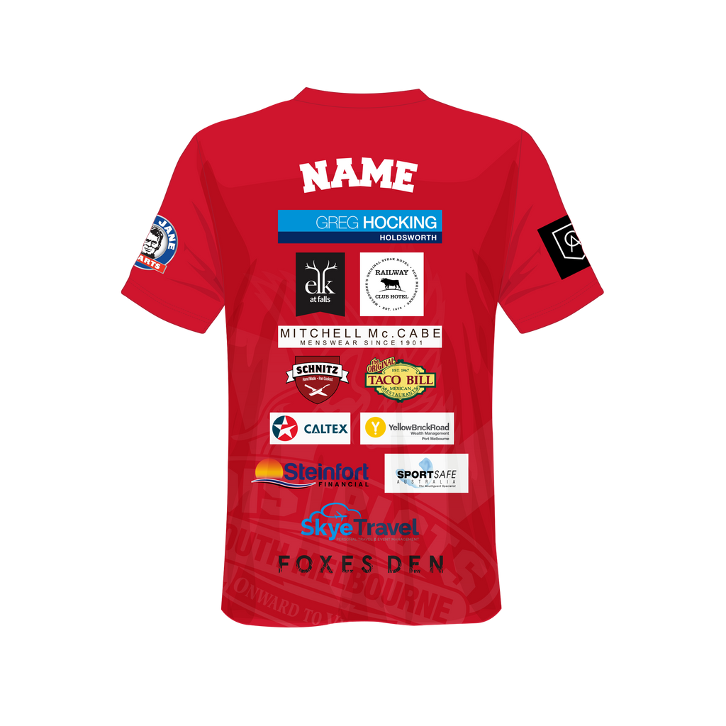 2019 SMDJFC Custom Training / Sublimated T-shirt