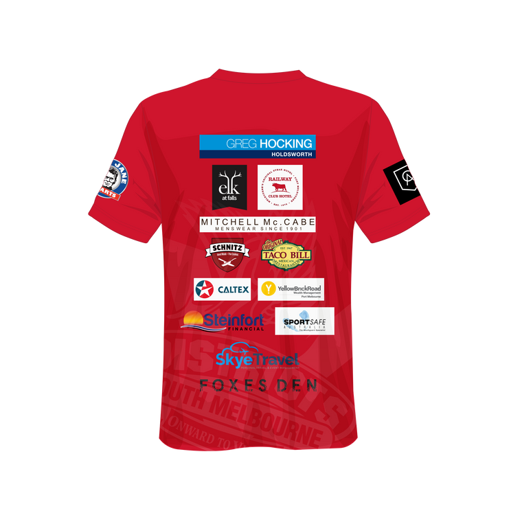 2019 SMDJFC Training / Sublimated T-shirt