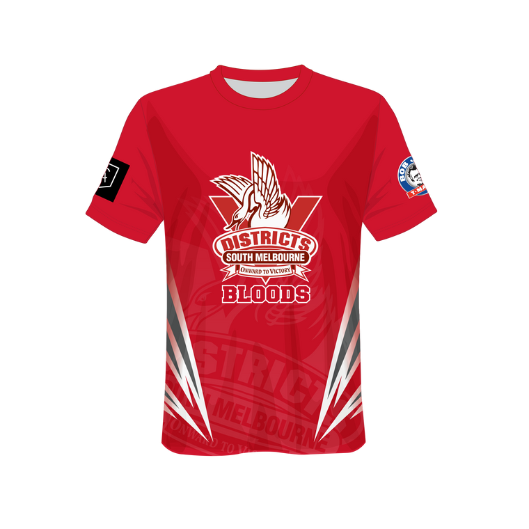 2020 SMDJFC Custom Training / Sublimated T-shirt