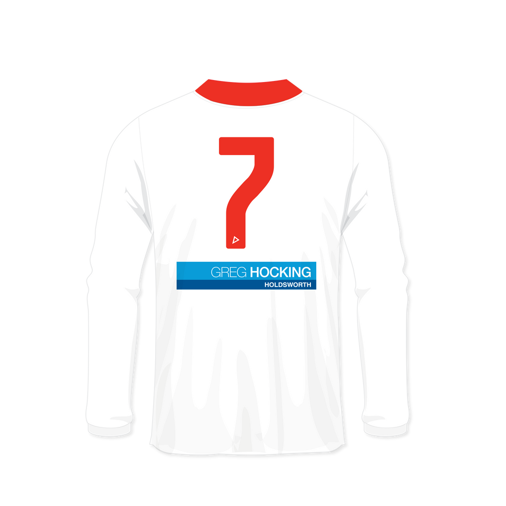 SMDJFC / On Field Long Sleeve Guernsey (Kids Only)