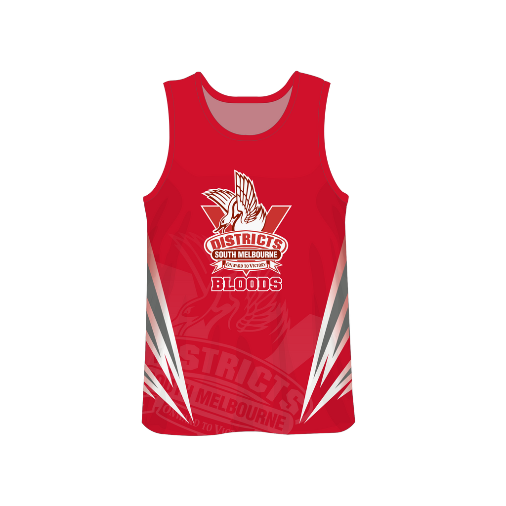 2020 SMDJFC Custom Training / Sublimated Singlet