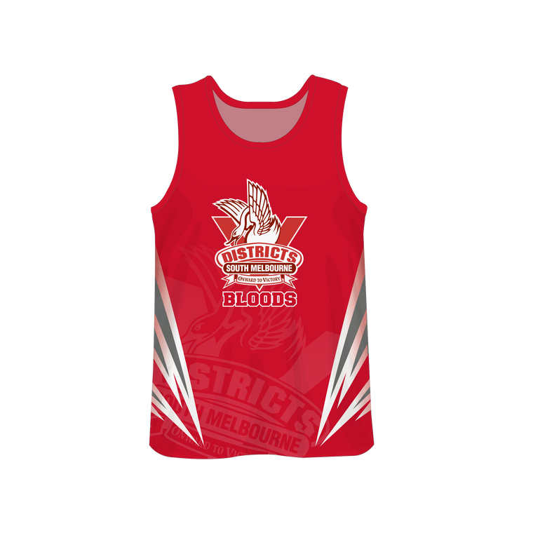 2019 SMDJFC Custom Training / Sublimated Singlet