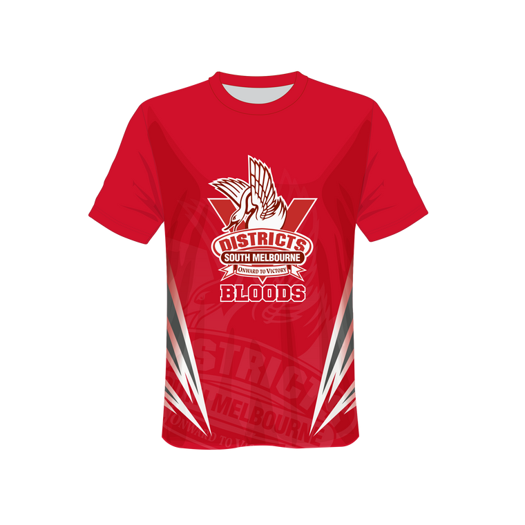 SMDJFC Training / Sublimated T-shirt