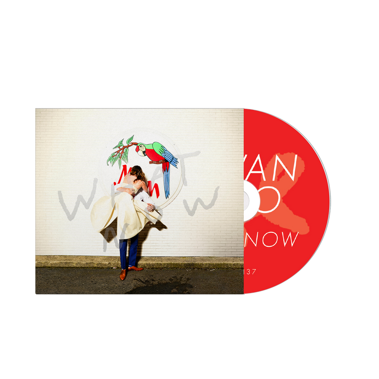 Now What / CD