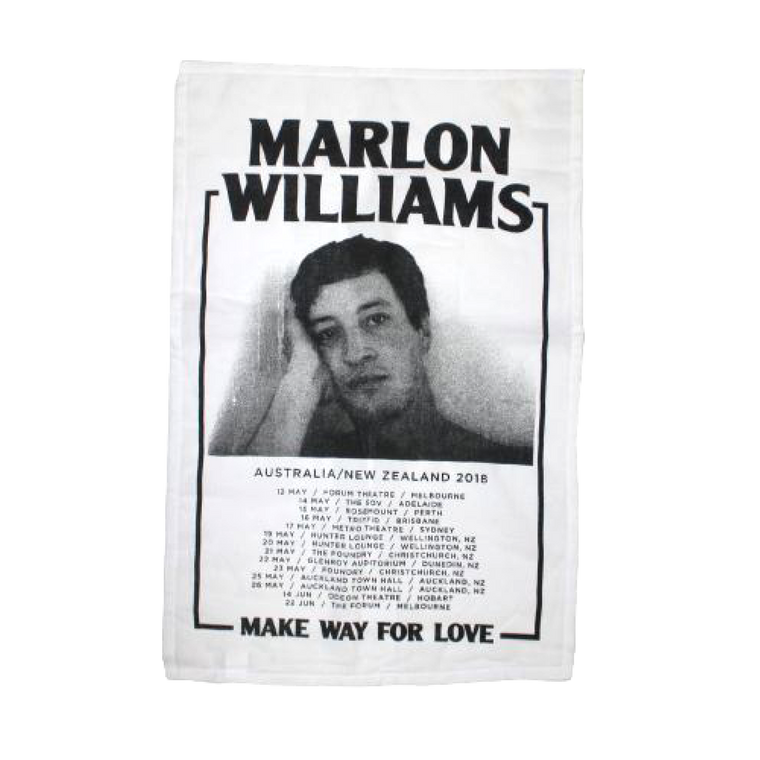 Make Way For Love / Tea Towel