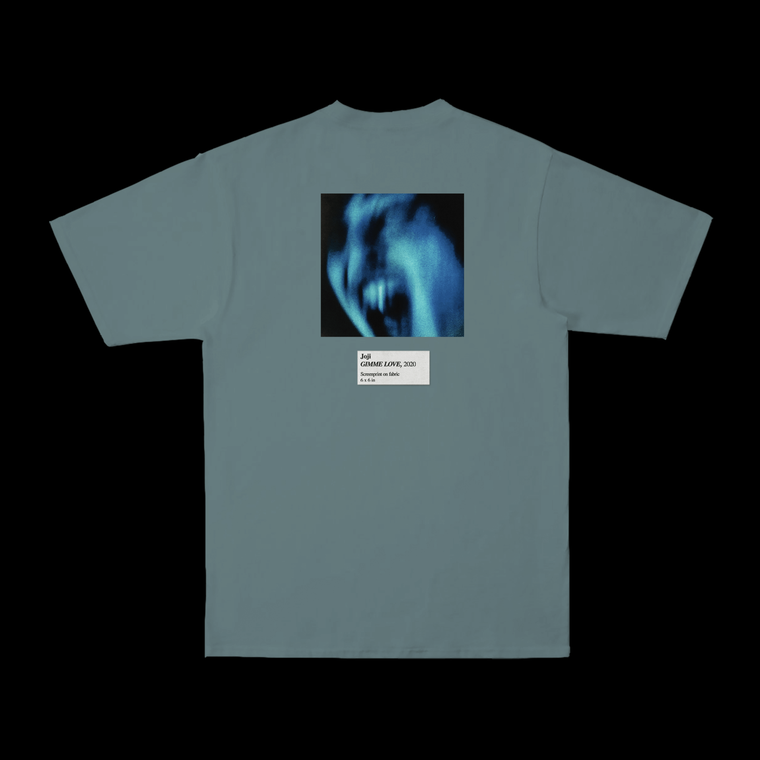 "VINTAGE WASH ""GIMME LOVE"" DRIP PLACARD T-SHIRT + DIGITAL ALBUM"