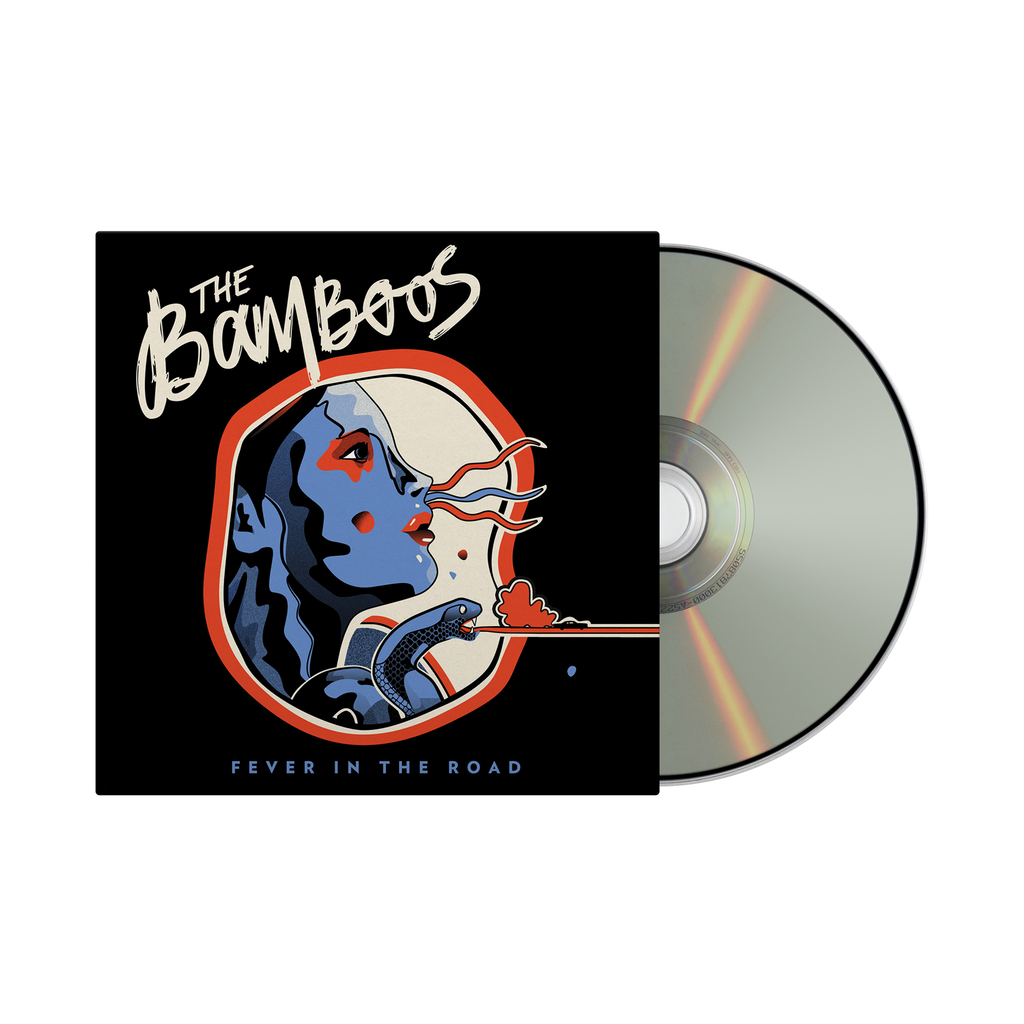 Fever In The Road / CD